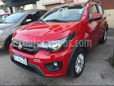 Foto venta Auto usado FIAT Mobi Way (2018) color Rojo Alpine precio $365.000