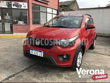 Foto venta Auto Usado Fiat Mobi Way (2016) color Rojo