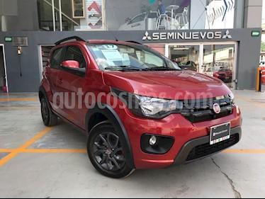 Foto venta Auto Seminuevo Fiat Mobi Way (2017) color Rojo precio $160,000