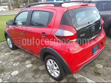 Foto venta Auto usado Fiat Mobi Way (2018) color Rojo precio $155,000