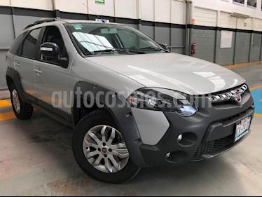 Foto venta Auto usado Fiat Palio Adventure 1.6L Dualogic (2018) color Plata Bari precio $210,000