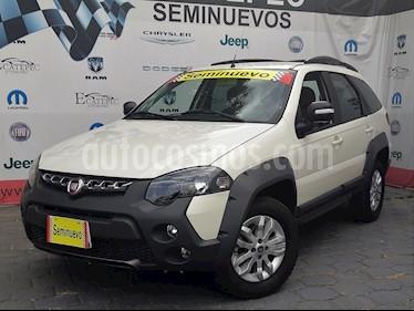 Foto venta Auto usado Fiat Palio Adventure 1.6L Dualogic (2019) color Blanco precio $259,000
