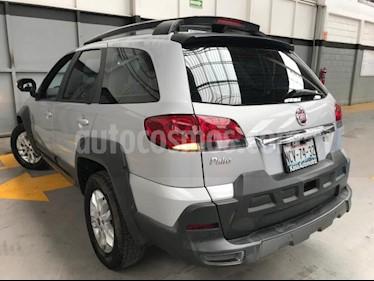 Foto venta Auto usado Fiat Palio Adventure 1.6L Dualogic (2018) color Plata precio $220,000