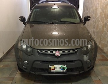 Fiat Palio Adventure 1.6L Dualogic usado (2017) color Marron precio $185,000