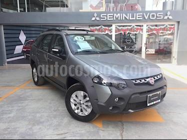 Foto venta Auto Seminuevo Fiat Palio Adventure 1.6L Dualogic (2019) color Gris Acero precio $268,000