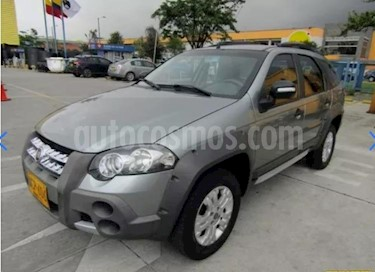 Fiat Palio Adventure 1.6L Locker  usado (2012) color Gris Scandium precio $29.800.000