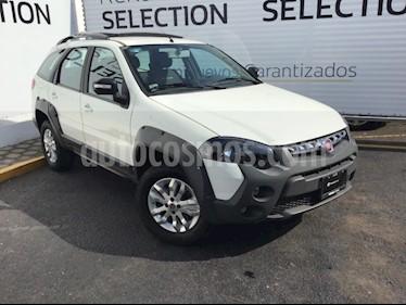 Foto venta Auto usado Fiat Palio Adventure 1.6L (2018) color Blanco precio $195,000
