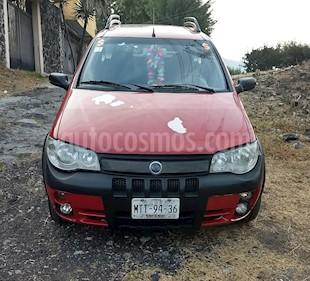 Fiat Palio Adventure 1.6L usado (2005) color Rojo precio $55,000