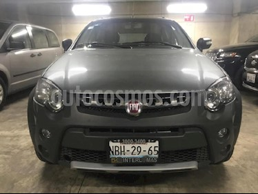 Foto venta Auto usado Fiat Palio Adventure 1.6L (2016) color Plata precio $189,000