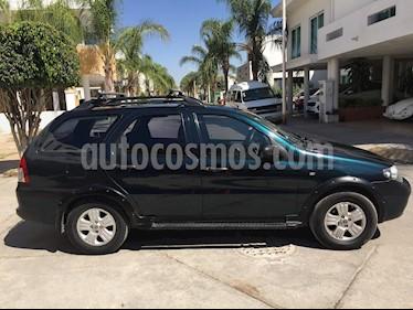 Foto venta Auto usado Fiat Palio Adventure 1.6L (2005) color Verde precio $57,500