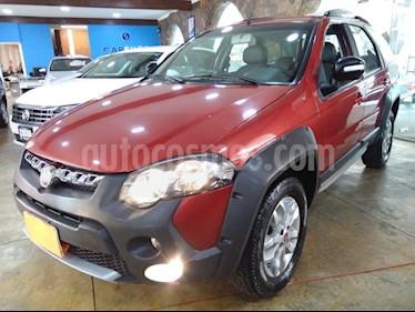 Foto venta Auto usado Fiat Palio Adventure 1.6L (2016) color Rojo precio $149,900