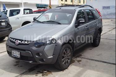 Foto venta Auto usado Fiat Palio Adventure 1.6L (2019) color Gris Cromo precio $240,000