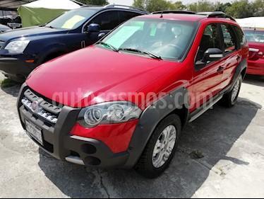 Foto venta Auto usado Fiat Palio Adventure 1.6L (2011) color Rojo precio $84,000