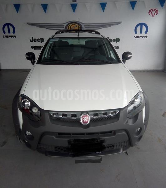 Fiat Palio Adventure 1.6L Dualogic usado (2019) color Blanco precio $235,000