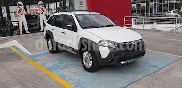 Fiat Palio Adventure 1.6L Dualogic usado (2015) color Blanco precio $145,000