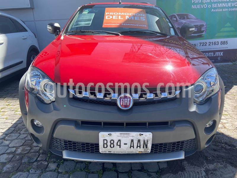 Fiat Palio Adventure 1.6L Dualogic usado (2015) color Rojo precio $145,000