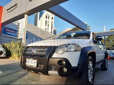 Fiat Palio Adventure 1.6L Dualogic usado (2010) color Blanco Bianchisa precio $107,000
