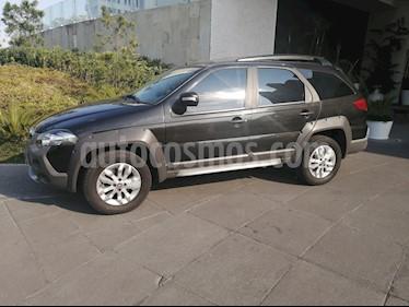 Fiat Palio Adventure 1.6L Dualogic usado (2015) color Negro Vesubio precio $142,000