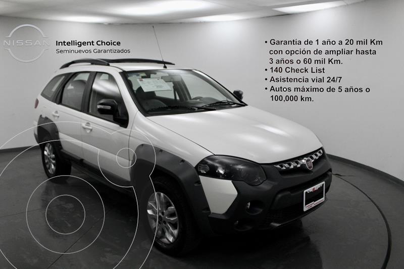 Foto Fiat Palio Adventure 1.6L usado (2019) color Blanco precio $199,000