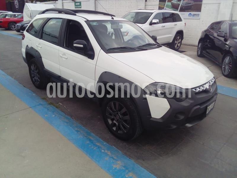 Fiat Palio Adventure 1.6L usado (2020) color Blanco precio $240,000