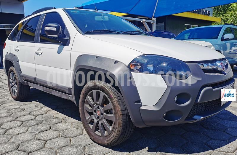 Fiat Palio Adventure 1.6L usado (2019) color Blanco precio $230,000