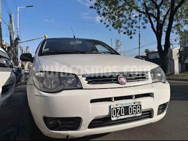 FIAT Palio Fire 5P usado (2015) color Blanco Banchisa precio $215.000