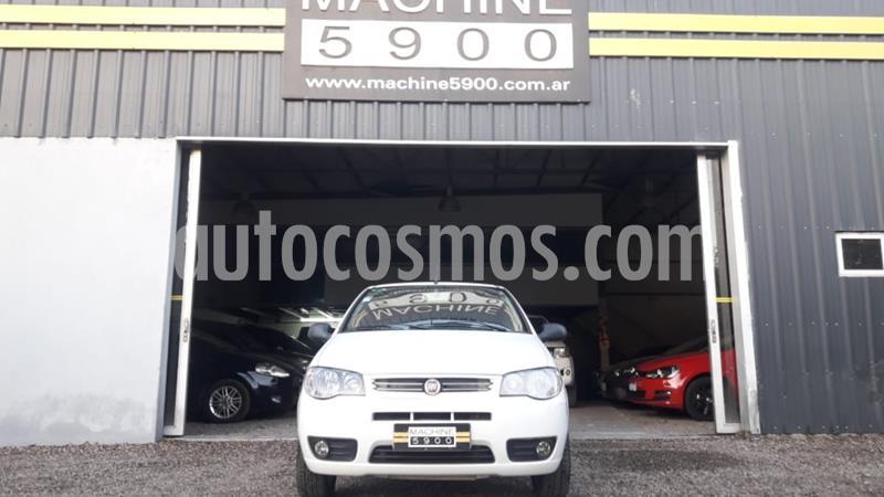 FIAT Palio Fire 5P Confort usado (2016) color Blanco precio $590.000