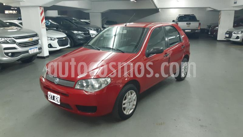 FIAT Palio Fire 5P Confort usado (2007) color Rojo Alpine precio $369.000