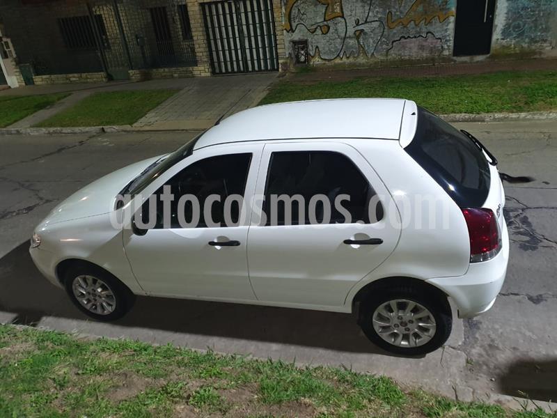 FIAT Palio Fire 5P Top usado (2014) color Blanco precio $550.000