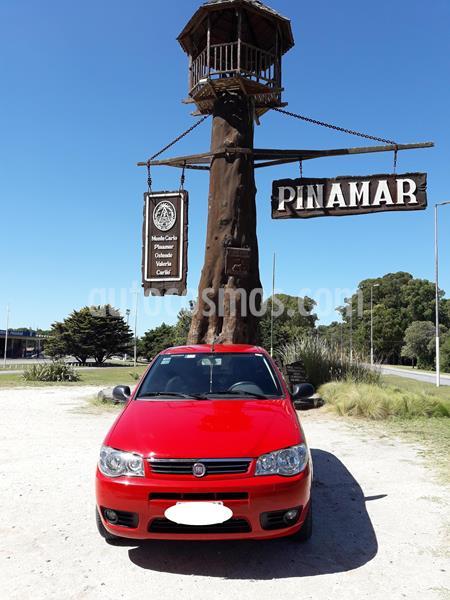 FIAT Palio Fire 5P Top Seguridad usado (2015) color Rojo precio $510.000