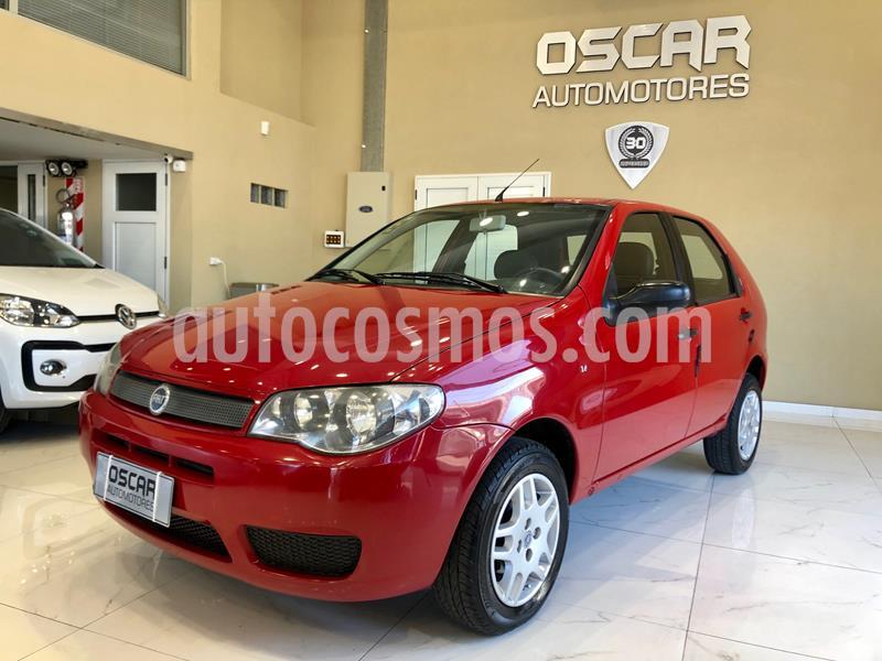 FIAT Palio Fire 5P TOP usado (2007) color Rojo precio $459.000