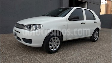 FIAT Palio Fire 5P  usado (2008) color Blanco precio $340.000