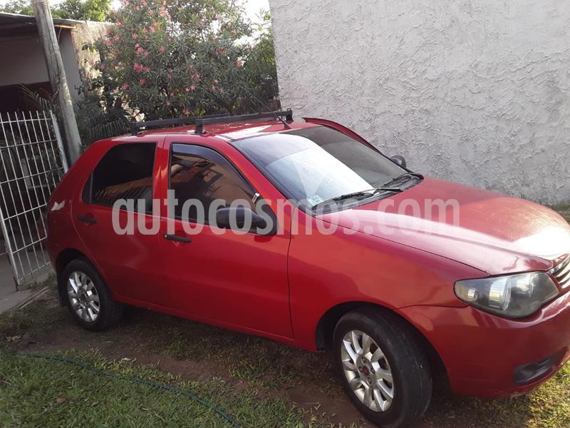 FIAT Palio Fire 5P Plus usado (2014) color Rojo Alpine precio $480.000