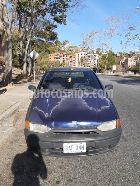 Fiat Palio Fire EDX 3 Ptas. usado (1997) color Azul precio u$s1.200