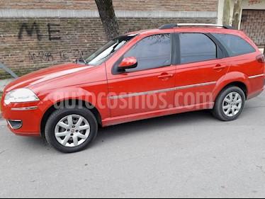FIAT Palio Weekend 1.4 Attractive usado (2013) color Rojo precio $260.000