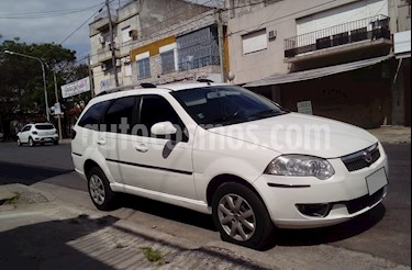 Foto venta Auto usado Fiat Palio Weekend 1.4 Attractive (2013) color Blanco Banchisa precio $205.000