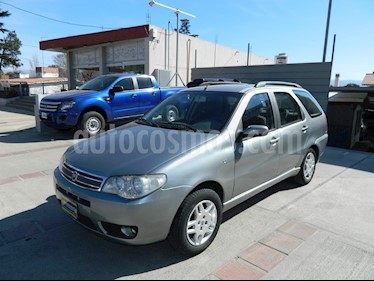 Foto venta Auto usado Fiat Palio Weekend 1.4 ELX Fire Class (2008) color Gris Scandium precio $189.000