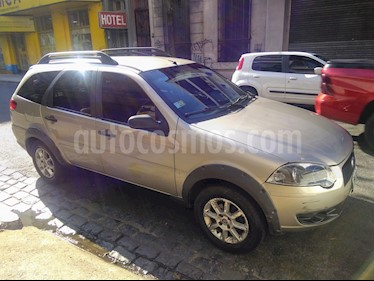 FIAT Palio Weekend 1.4 Trekking usado (2009) color Beige Savannah precio $170.000