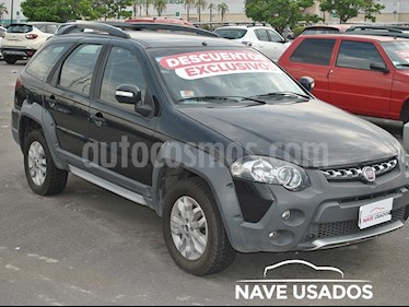 Foto FIAT Palio Weekend 1.6 Adventure Locker Seguridad usado (2013) color Negro Vesubio precio $285.000