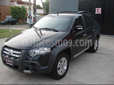 Foto venta Auto Usado Fiat Palio Weekend 1.6 Adventure Locker Xtreme (2011) color Negro Vesubio precio $265.000