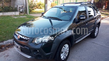 Foto venta Auto usado FIAT Palio Weekend 1.6 Adventure Locker Xtreme (2014) color Gris Cromo precio $310.000