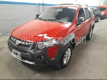 Foto FIAT Palio Weekend 1.6 Adventure Locker usado (2014) color Rojo precio $405.000
