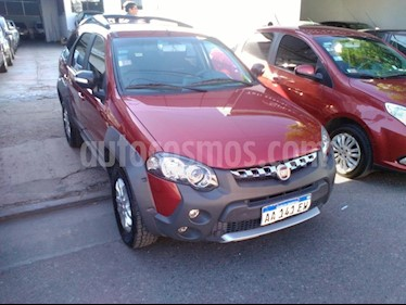 FIAT Palio Weekend 1.6 Adventure Locker usado (2016) precio $475.000