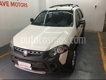 FIAT Palio Weekend 1.6 Adventure Locker usado (2013) color Blanco precio $417.900