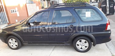 FIAT Palio Weekend 1.8 Adventure Active usado (2006) color Azul precio $190.000