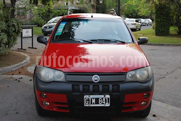Foto FIAT Palio Weekend 1.8 Adventure Locker usado (2008) color Rojo precio $185.000