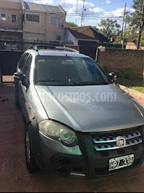 FIAT Palio Weekend 1.8 Adventure Locker usado (2008) color Gris Cromo precio $185.000