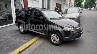 Foto venta Auto Usado Fiat Palio Weekend ADVENTURE 1.6 16V (2014) color Gris Oscuro precio $289.000