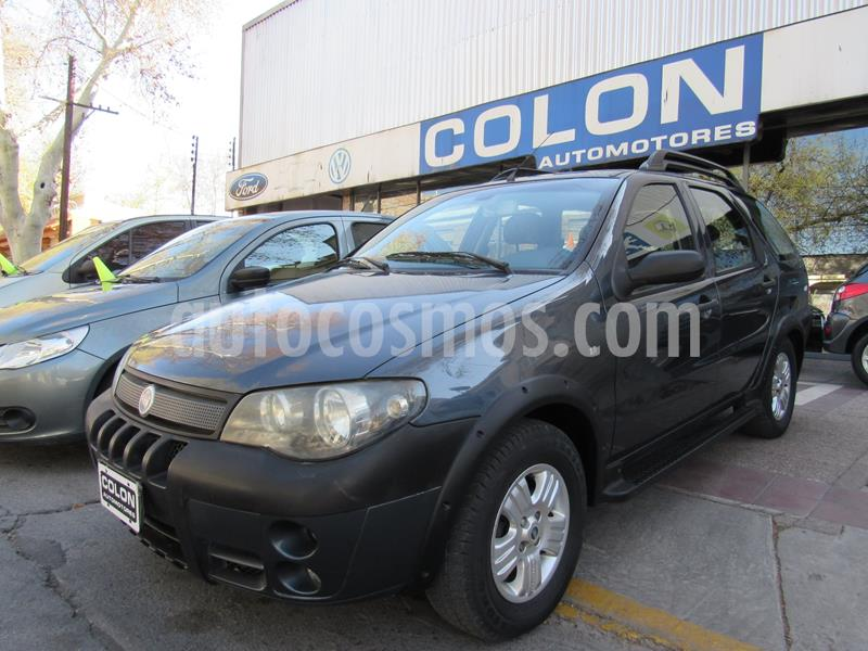 FIAT Palio Weekend 1.8 Adventure Locker Seguridad usado (2006) color Azul Buzios precio $399.800