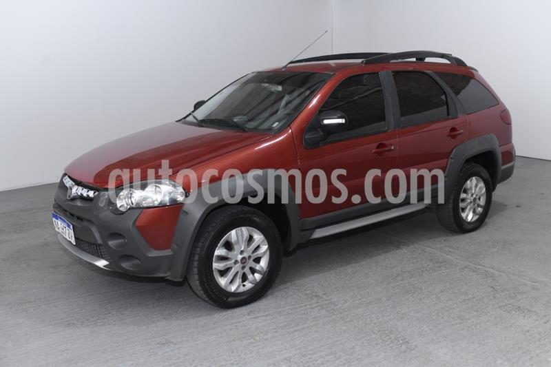 FIAT Palio Weekend 1.6 Adventure Locker usado (2016) color Rojo precio $910.000